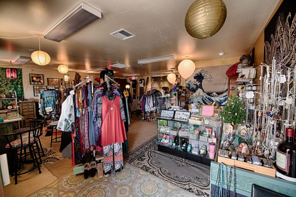 Sedona AZ Treasures, Crystals, Incense, CBD Products, Tea