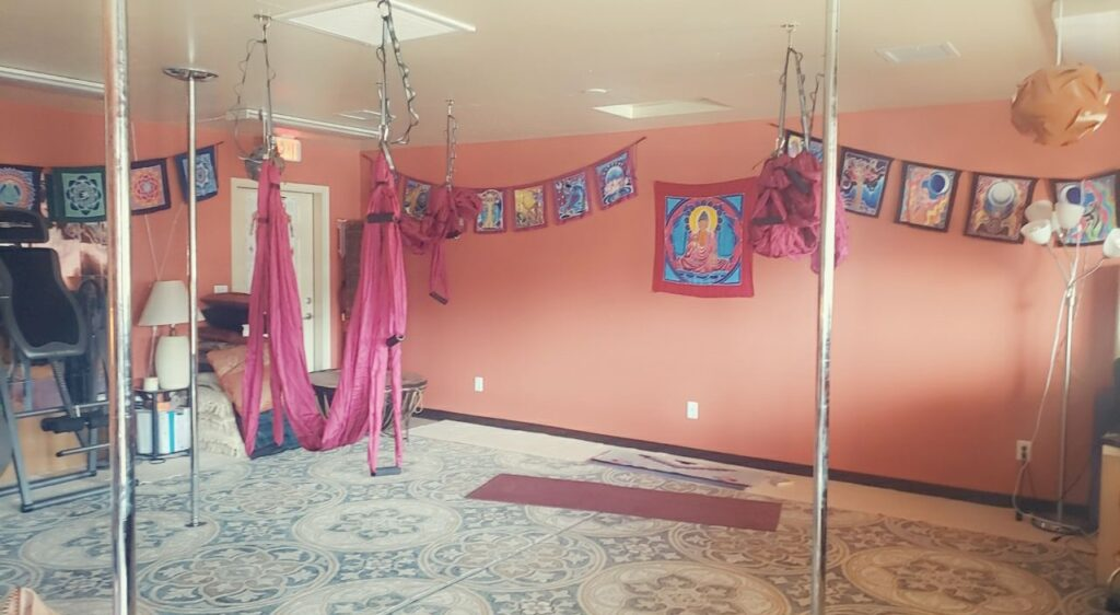 Yoga Studio with Pole Dance, Trapeze, Fitness & Childrens Dance Rimrock AZ
